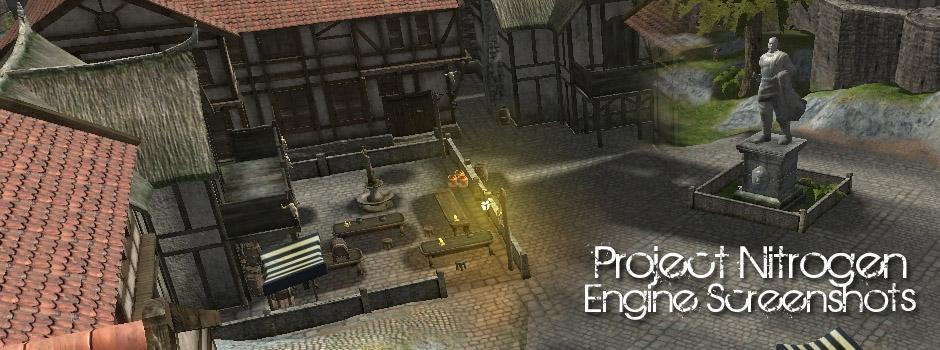 Project Nitrogen Engine Screenshots